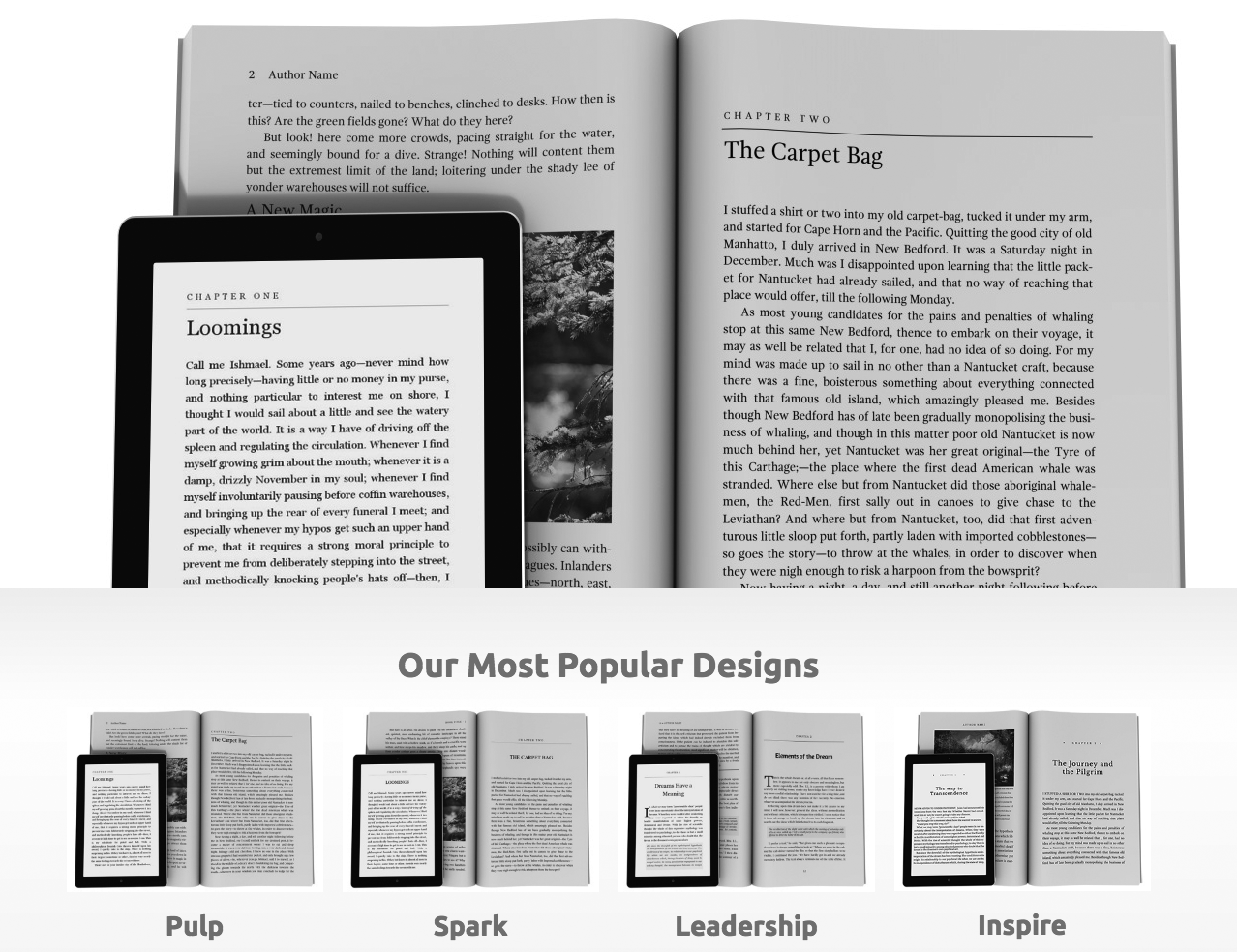 Interior Book Design Templates I recommend most