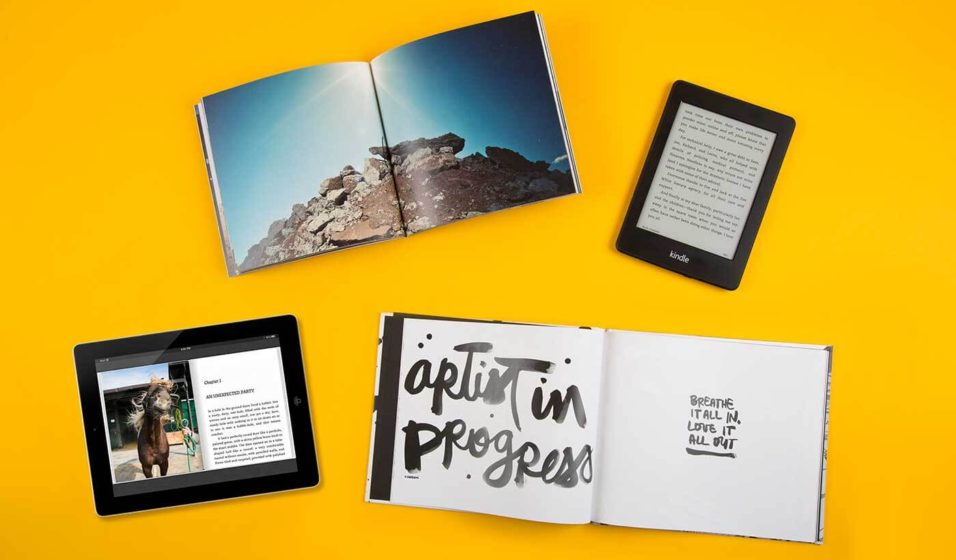 Print books and ebooks for self-publishers