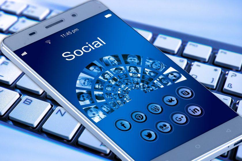 Social Media Rule of Thirds Carla King BookWorks