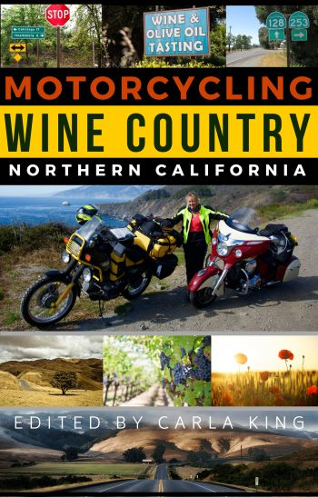 Motorcycle Northern California Wine Country