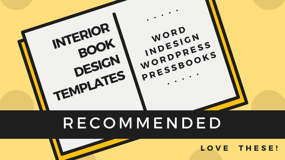 Book Design Templates Review and Recommendations