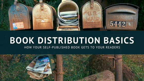 how to distribute your self-published book