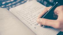 Book production tasks checklist self-publishing