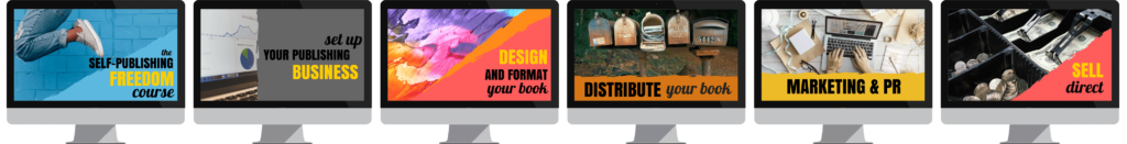 Self-Publishing Boot Camp Courses for Independent Authors by Carla King
