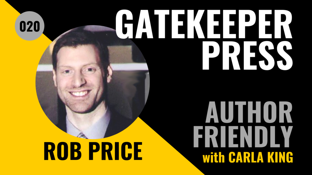 Gatekeeper Press on the Author Friendly Podcast