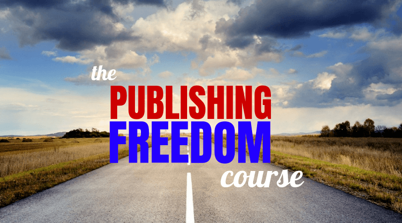publishing freedom course