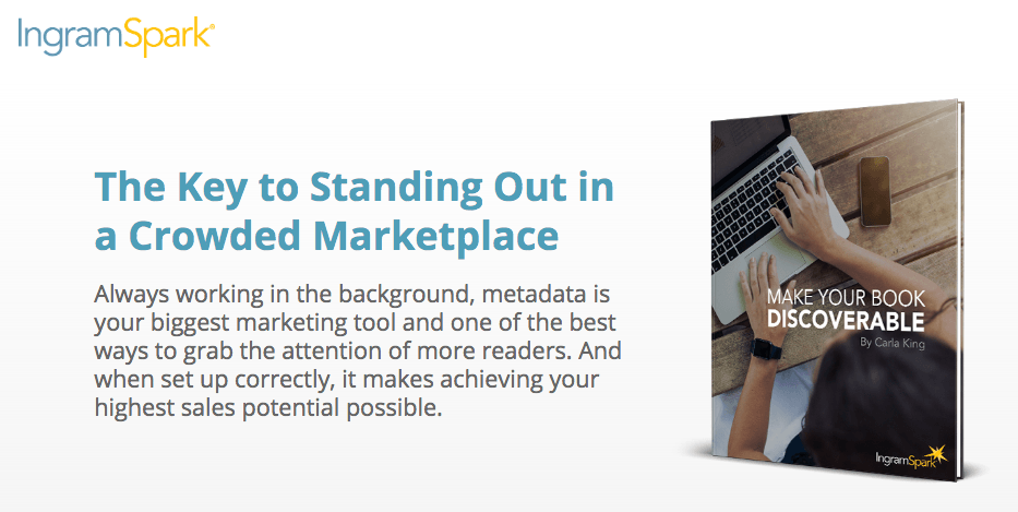IngramSpark Book Marketing & Discovery Guide