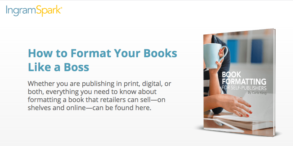 IngramSpark Book Formatting Guide