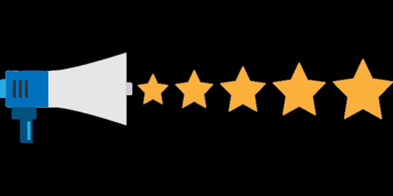 Five Star Book Reviews