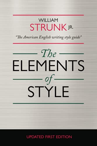 Strunk The Elements of Style