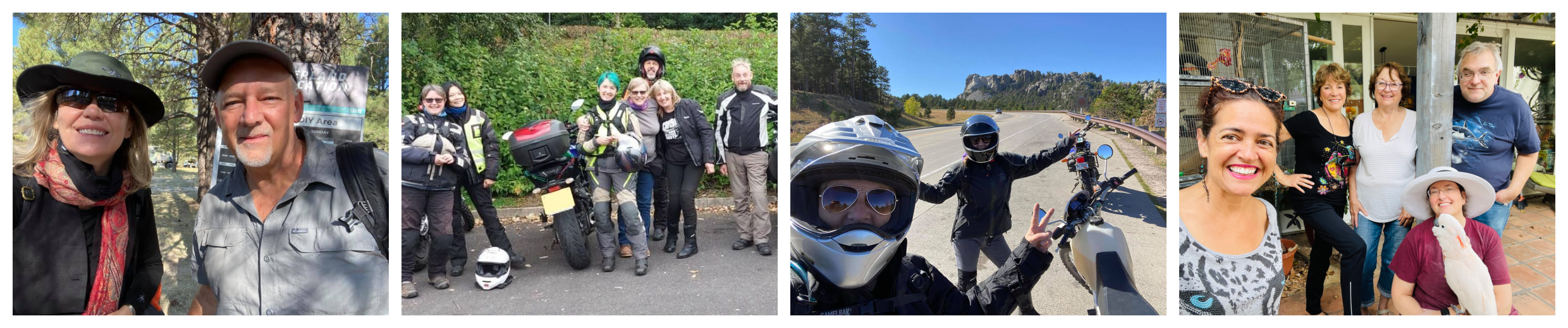 Adventure Travel Writers Meetup on the road